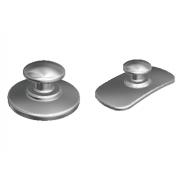 Lingual Button, 10 Pcs / Pack (Unit)
