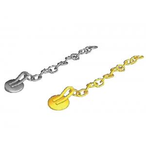 Traction Chain( Button Chain) , 10 Pcs / Pack (Unit)
