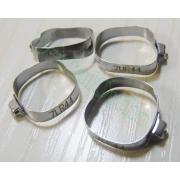 3M Size - 7th Molar Band, 4 Pcs / Pack ( Unit)